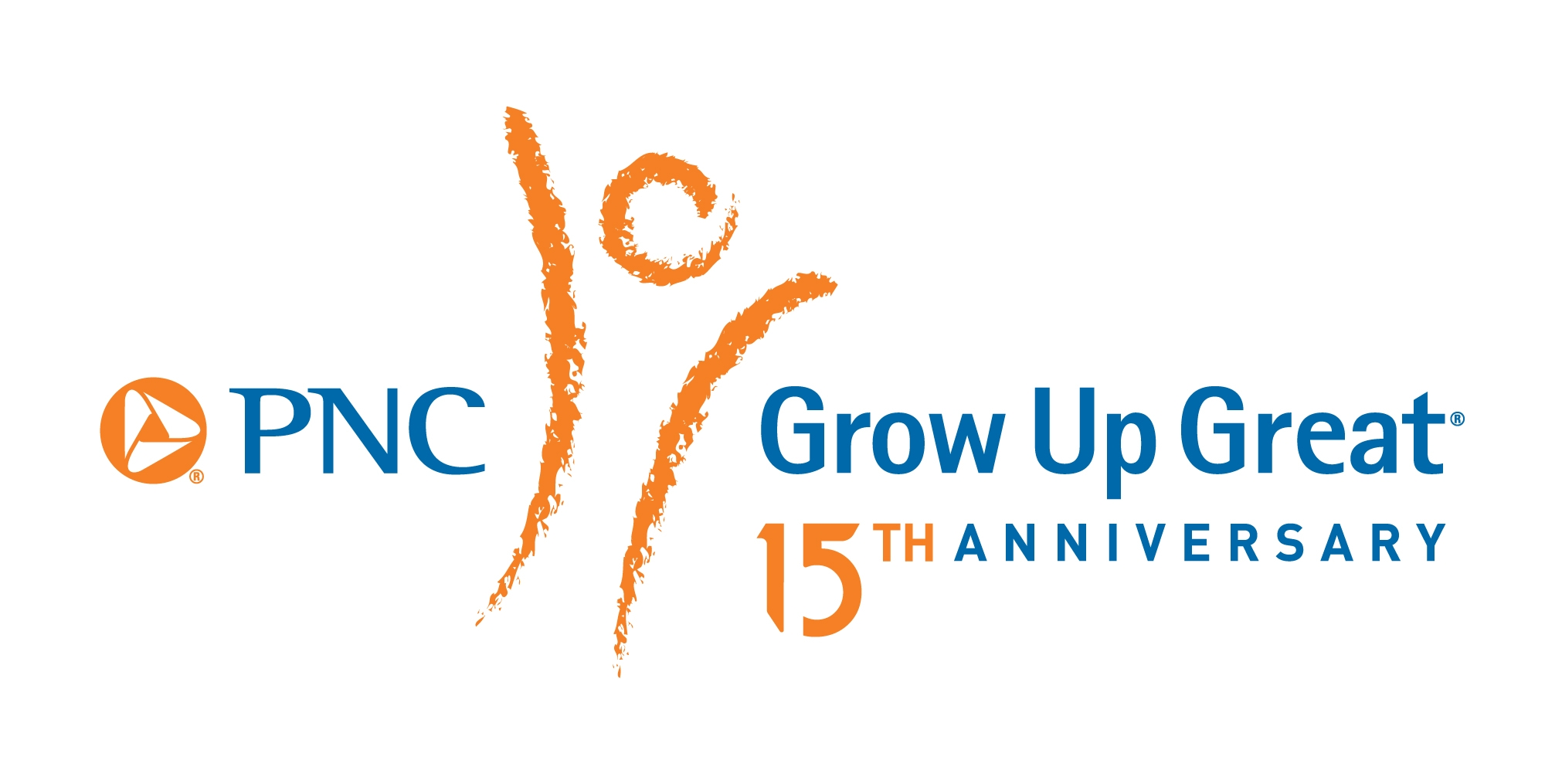 PNC 15th Anniversary logo (opens in new window)